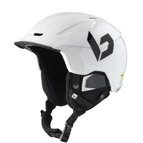19/20 BOLLE INSTRICT MIPS SHINY WHITE & BLACK
